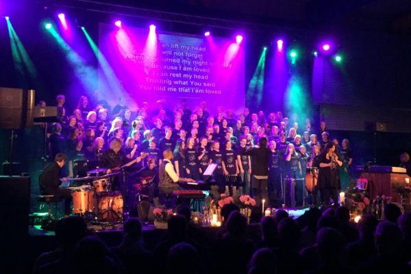 Rekordmange sangere vil synge i prosjektkor under Sangfesten 2016